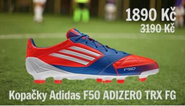 Kopačky Adidas F50 ADIZERO TRX FG
